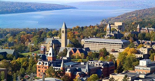Đại học Top ở Mỹ Cornell University