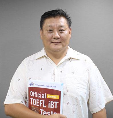 Thầy David Kim