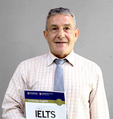 Thầy Michael Peck