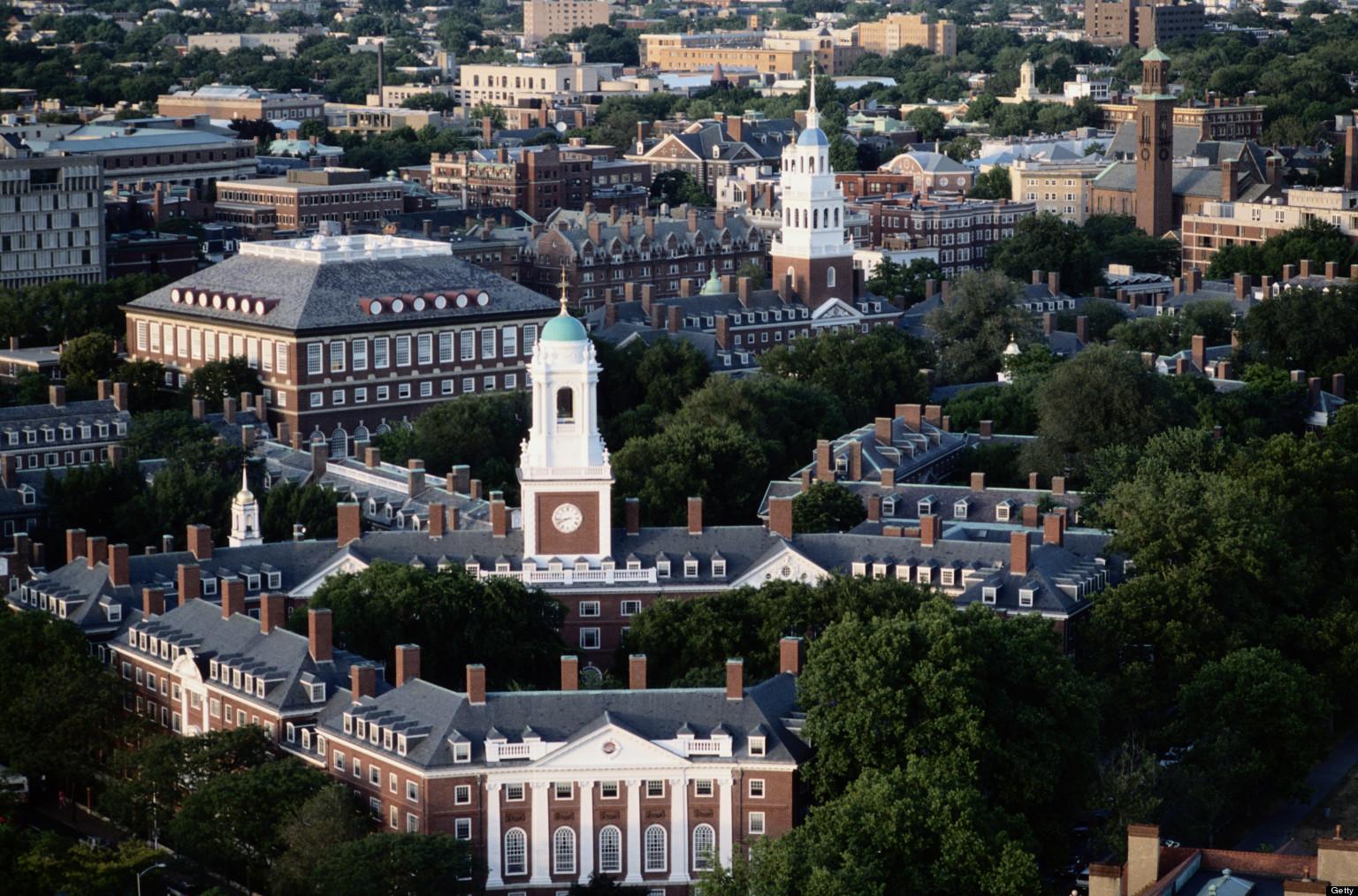 Đại học Mỹ uy tín nhất Harvard University