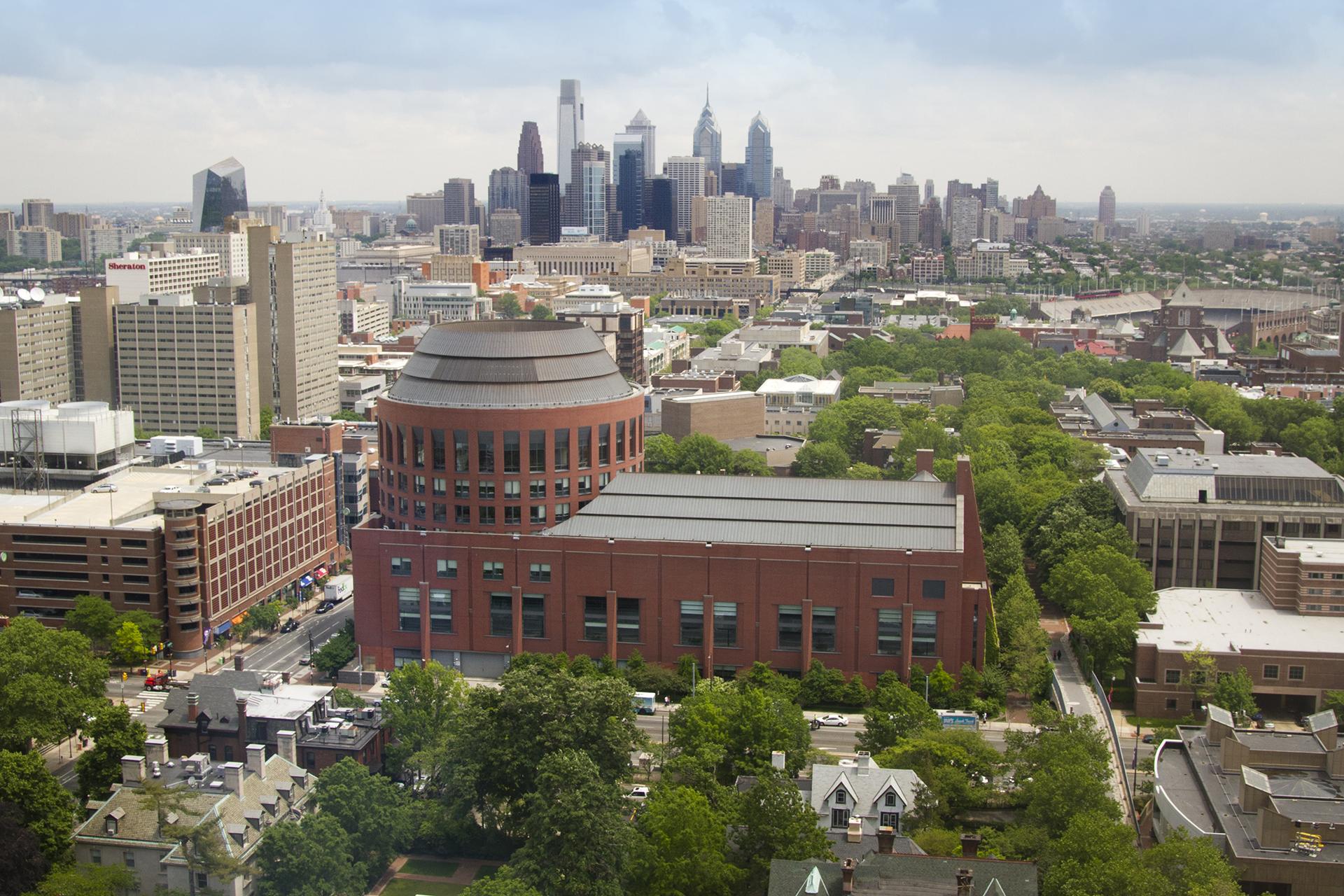 Đại học hàng đầu Mỹ University of Pennsylvania
