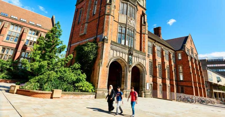 tổng quan Newcastle University