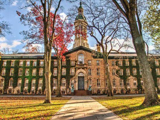 đại học Princeton University
