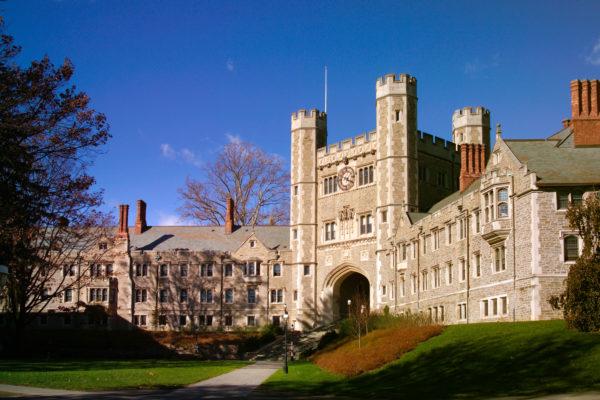 học bổng tại Princeton University