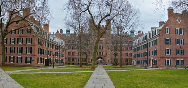 học bổng trường yale university