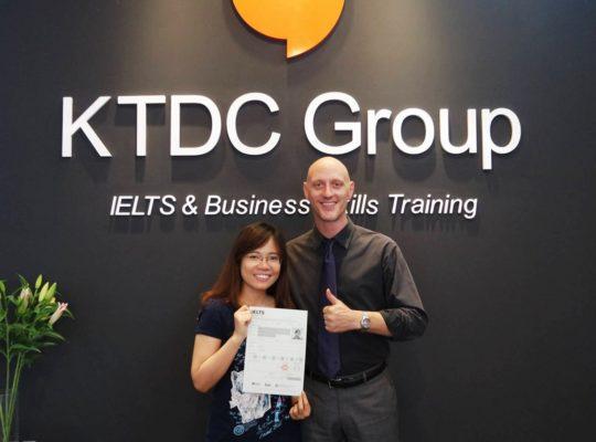 Trung Tâm luyện thi IELTS KTDC Group