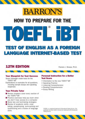 How to Prepare for the TOEFL iBT (Barron)