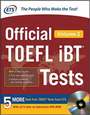 Official TOEFL iBT Tests (Volume 2)