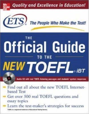 The Official Guide to the New TOEFL iBT
