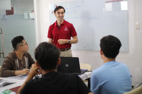 kế hoạch luyện thi TOEFL