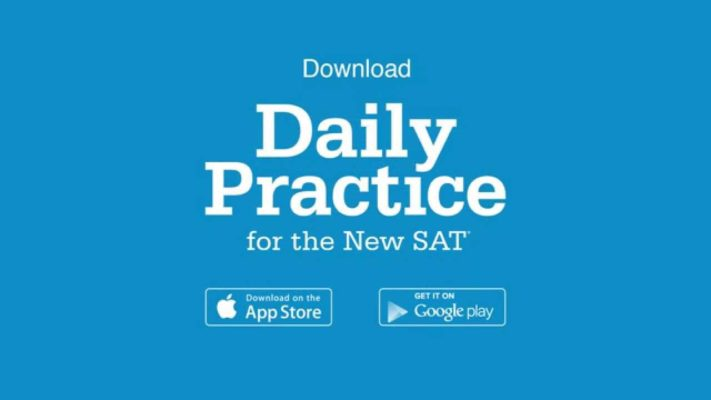 Ứng dụng Luyện thi SAT Daily Practice for the New SAT