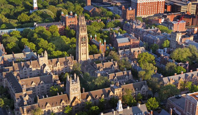 Đại học tốt nhất Yale University