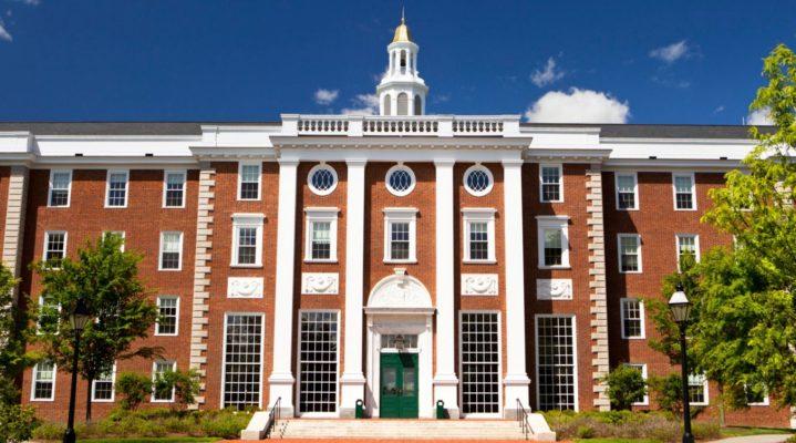 Đại học hàng đầu của Mỹ Harvard University