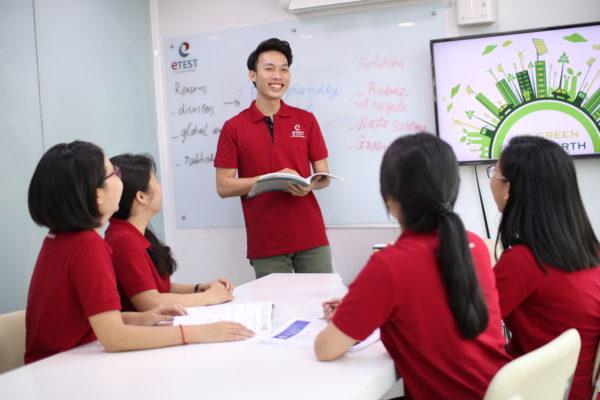Trung tâm anh ngữ du học ETEST 3