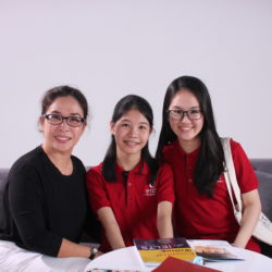 Cô Quỳnh Bôi – phụ huynh em Hoàng Bội và Ngọc Bội