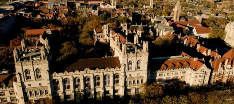 Đại học Chicago University of Chicago du học