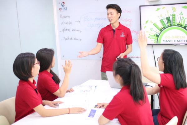 khoá học TOEFL uy tín