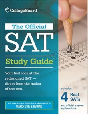 tài liệu luyện thi sat The Official SAT Study Guide