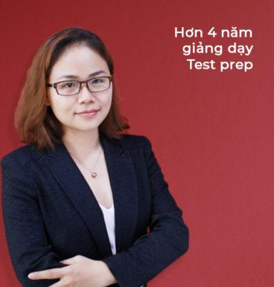Cô Trương Thị Phương Hạnh