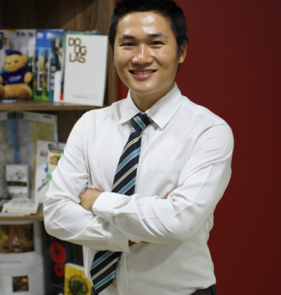 Mr Nguyen Tung Anh