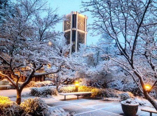 Vị trí của Đại học Seattle Pacific