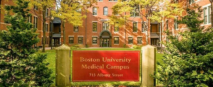 du học mỹ Boston University