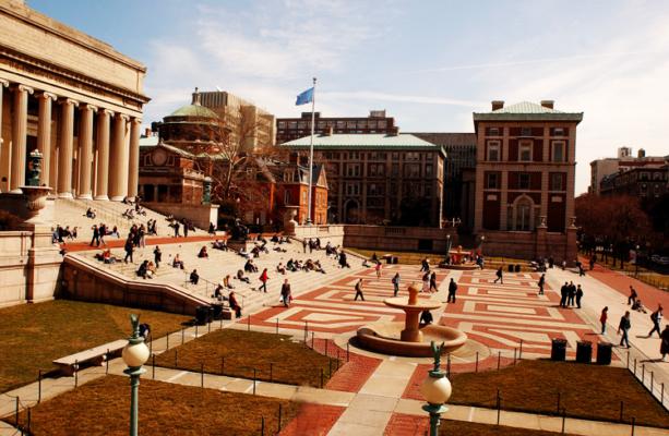 học bổng du học mỹ đại học columbia