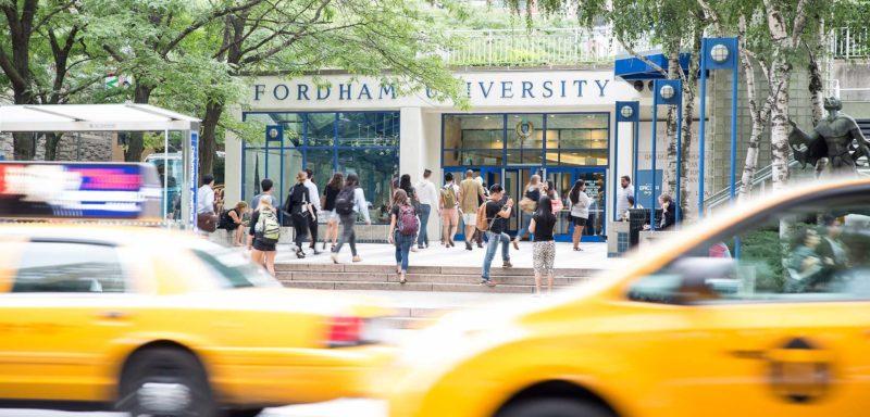 Điều kiện Tuyển sinh tại Đại học Fordham