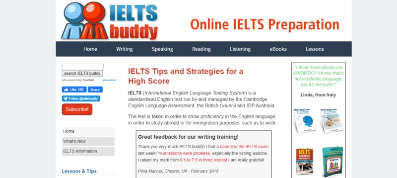 TRẢI NGHIỆM 4 TRANG WEB THI THỬ IELTS CỰC KỲ CHẤT LƯỢNG - Etest.edu.vn