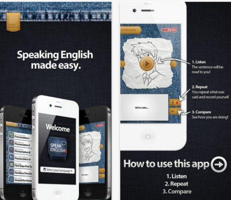 Speak-English-ung-dung-luyen-phat-am-tieng-anh-tren-iphone