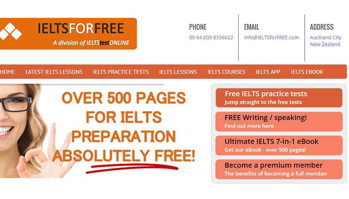 IELTS For Free thi thu hay cho ban